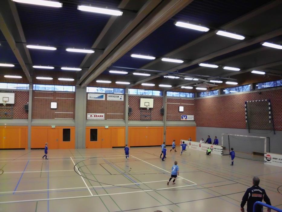 Sporteinrichtungen und Schwimmbäder - Eversmann Ingenieure